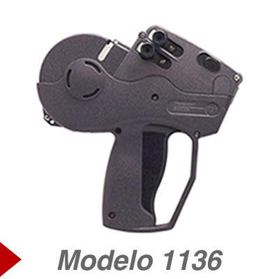 Etiquetadora manual PAXAR modelo 1136