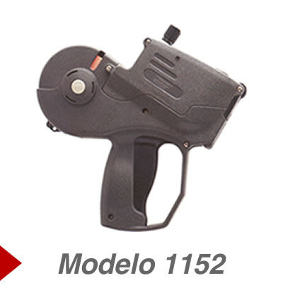 Etiquetadora manual PAXAR modelo 1152