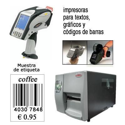 Etiquetadora otros productos de etiquetaje