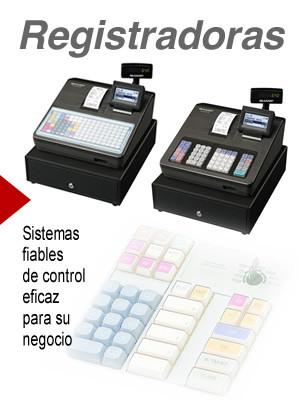 Modelos de cajas registradoras sharp