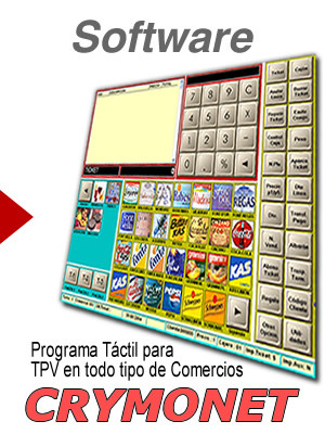 Software para tpv registradoras sharp