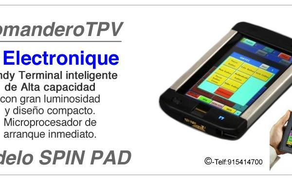 Modelo y Caracteristicas TPV Pi Electronique HANDY