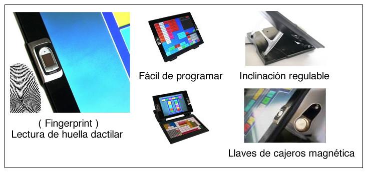 Muestras modelo TPV Pi Electronique