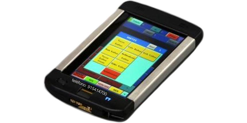 Pi Electronique Comandero SPIN POD Handy profesional
