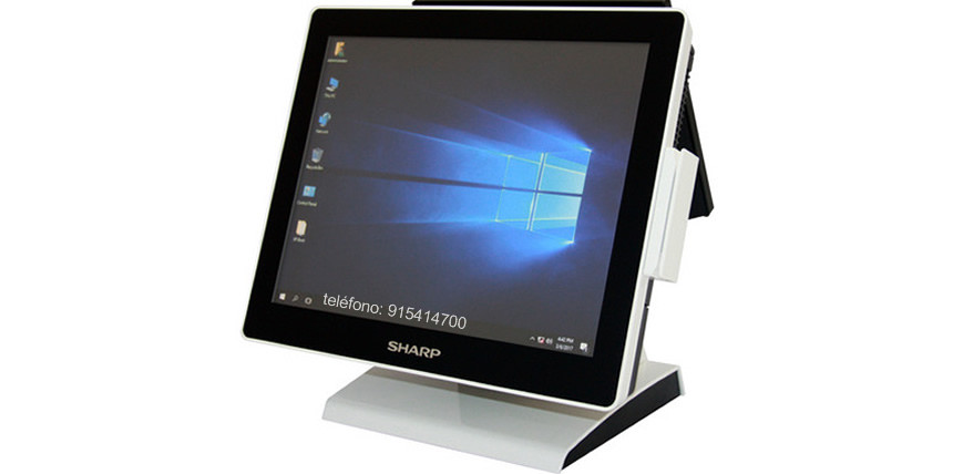 sharp tpv registradora RZ-E601