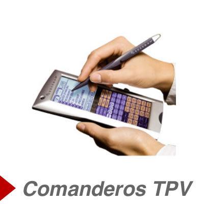 comandero para comandas tpv serie Android